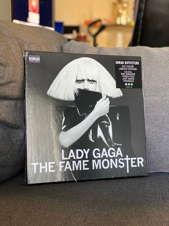 Lady Gaga - Fame Monster Limited 3XLP urban outfitters