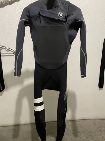 Wetsuit Hurley Fusion 3.2