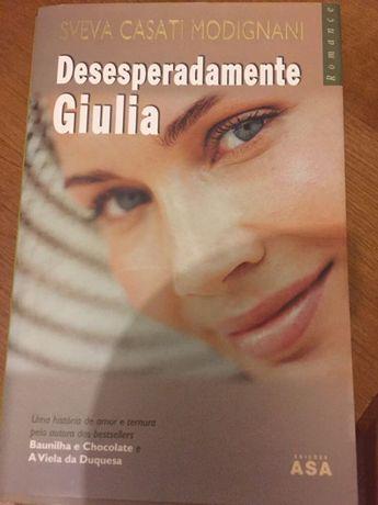 Desesperadamente Giulia - Sveva Modignani