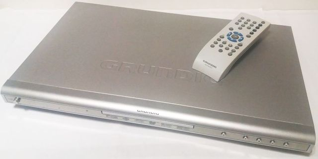 Odtwarzacz DVD GRUNDIG GDP 2550/2