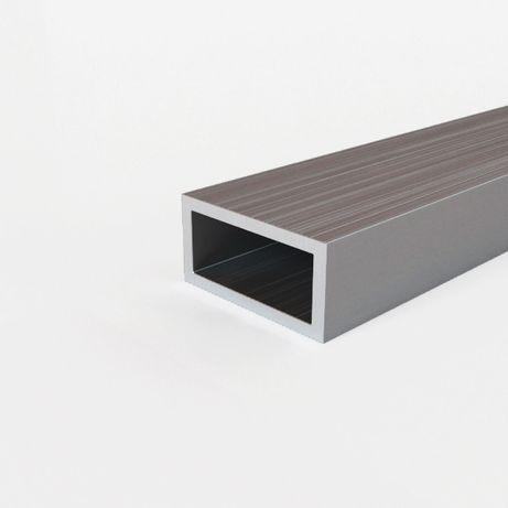 Труба алюминиевая профильная 30х30х2 мм АД31Т5 прямоугольная, квадратн
