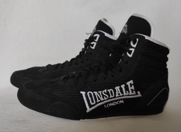 Кроссовки боксёрки Lonsdale. 40