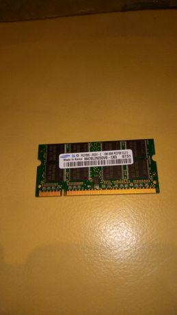 Troco RAM ddr2 1gb (Macbook)