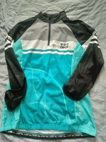 Bluza sportowa na rower L