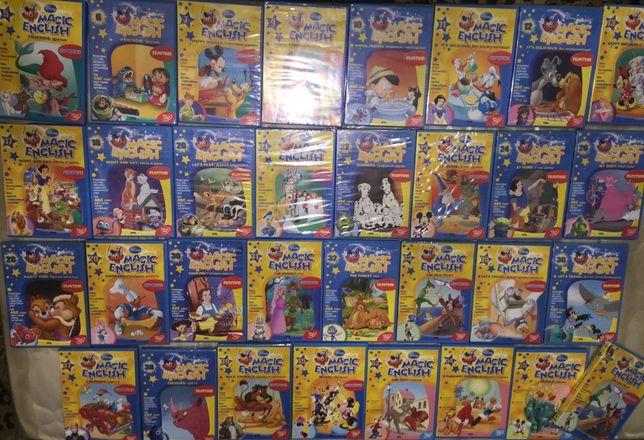 Коллекция Disney Magic English