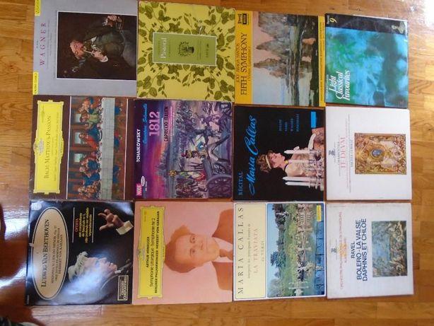 58 Discos Vinil - Opera, Orquestras, Fado Varios
