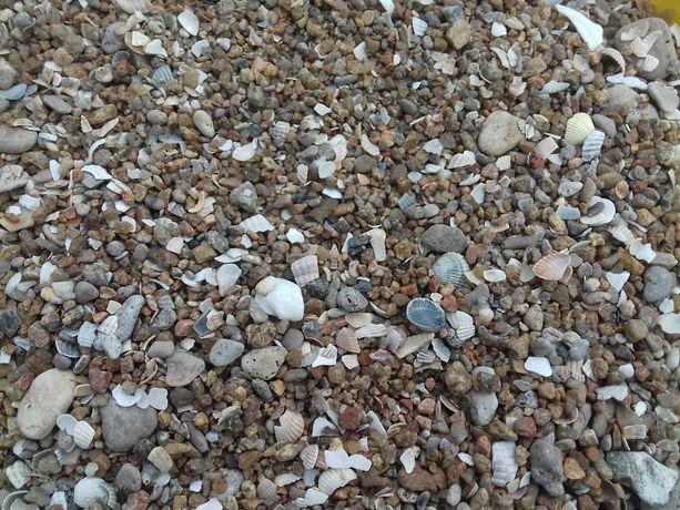 морской песок для аквапиума