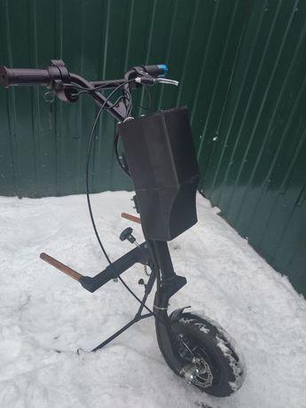 Електропривод к инвалидной коляски