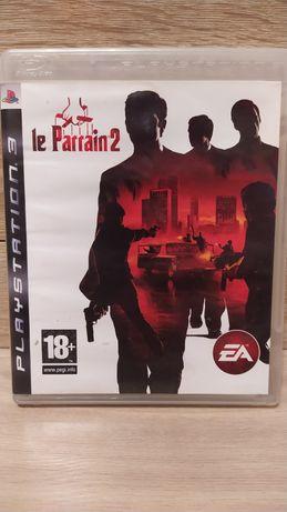 Gra Ojciec chrzestny II na konsole ps3 playstation 3