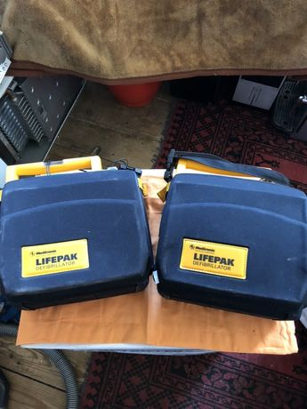 Medyczne urządzenie treningowe AED LIFEPAK 500T