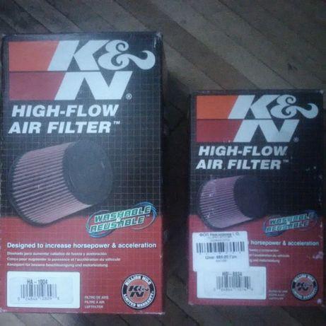Воздушный фильтр K&N Filters HA-1004