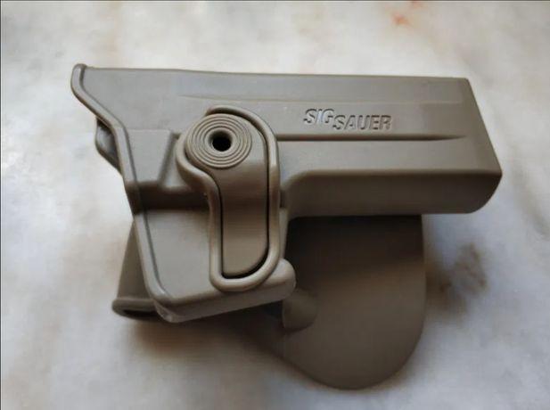 Coldre Pistola SIG Sauer P228 - Padrão Deserto - como NOVO