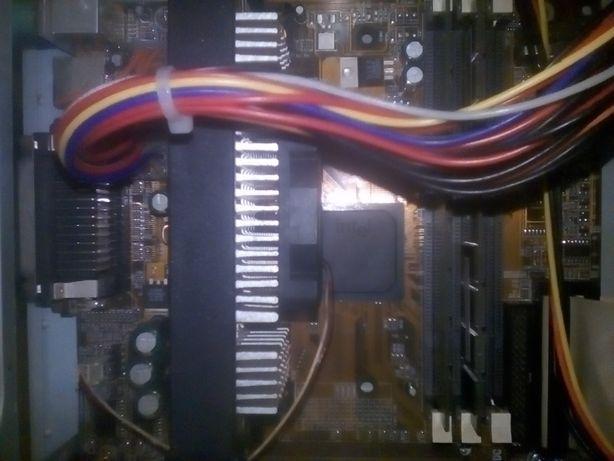 Retro Płyta Główna. SLOT 1 ISA SDRAM