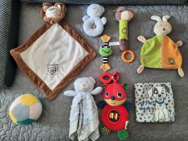 Zabawki dla niemowląt