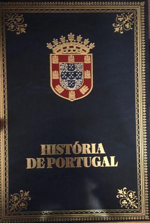 Enciclopédia história de Portugal