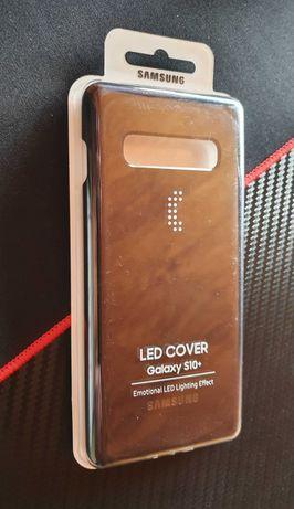 Etui LED View Cover Samsung S10+ EF-KG975CBEGWW