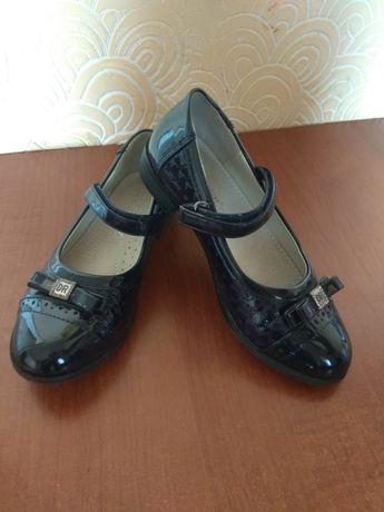 Туфлі для дівчинки 19.5 см, 33 р.
