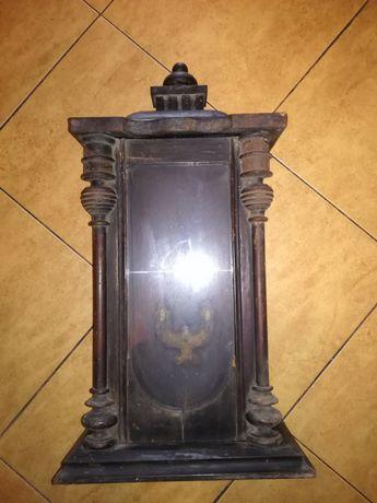 Stary zegar wahadłowy