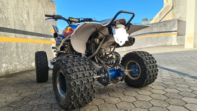 Moto4 - Yamaha Warrior 350