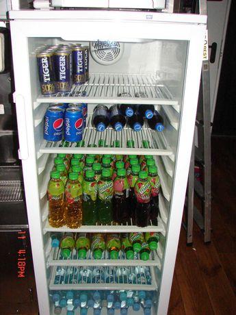 Witryna chłodnicza na napoje BEKO