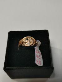 Pierścionek złoty p585 Lombard Madej SC