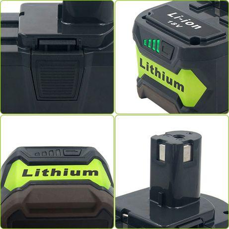 RYOBI akumulator, bateria RB18L40 18V LI-ION 6,0 AH