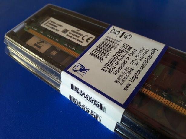 Оперативная память Kingston DDR2-800 2Gb (KVR800D2N6/2G)