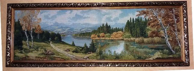 Картина гобелен 1600*550