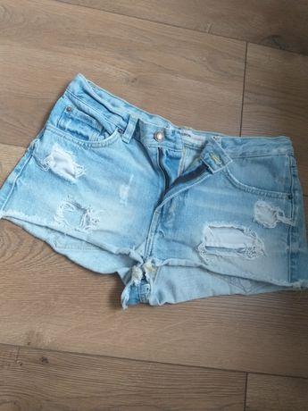 Spodenki jeansowe szorty cubus
