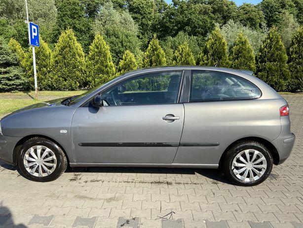 Seat Ibiza 6L 2002r