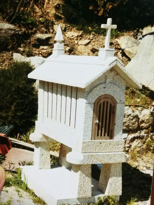 Espigueiro em pedra Souto Rebordões - imagem 1