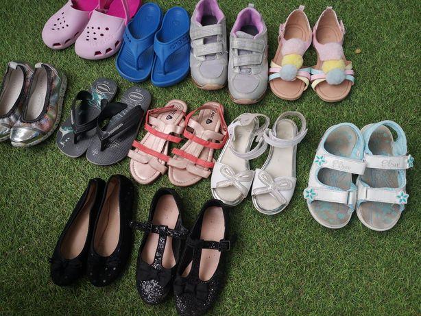 Buty na wiosne lato dla dziewczynki 29 30 31 c13 crocs