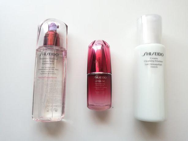 Produtos rosto Shiseido