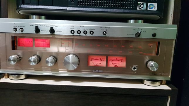 L&G. Luxman Receive NR-4000.Торг