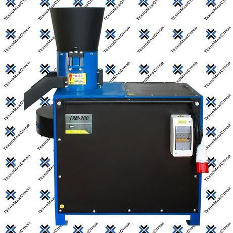 Гранулятор комбикормов ГКМ-200 до 200 кг/час