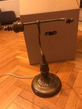 Lampka na biurko zabytkowa