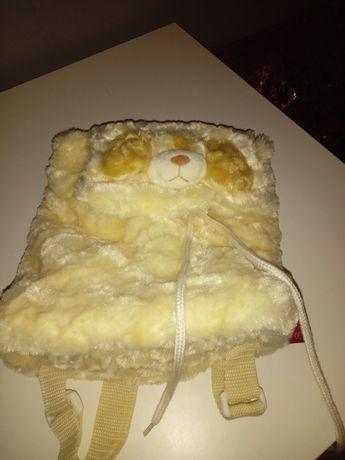 Nowy plecaczek roxi