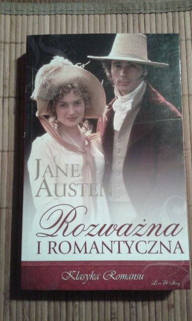 Rozważna i romantyczna-Jane Austen