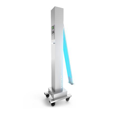 Lampa UV-C do dezynfekcji pomieszczeń i powierzchni 150W