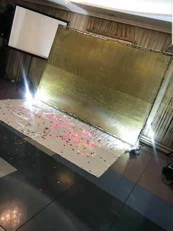 Фотозона, баннер тканевый состояние нового