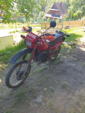Yamaha DT 125 lc 1987