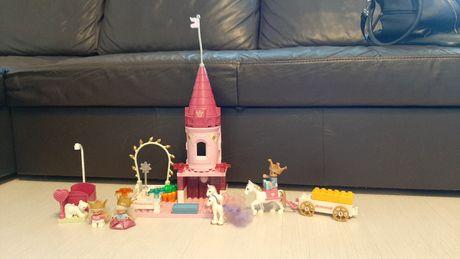 Lego Duplo zamek księżniczki 4828+gratis