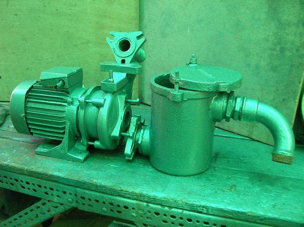Bomba de piscina 380 Volt 1,5CV com pré filtro.