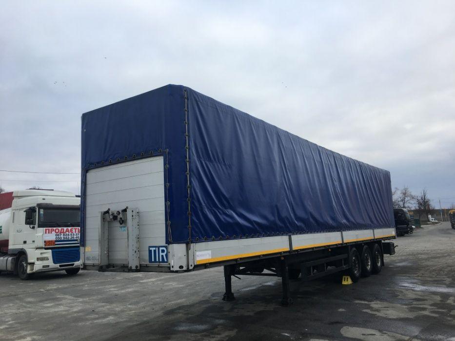 Продам полуприцеп Шмитц Schmitz Cargobull S01 Харьков - изображение 1