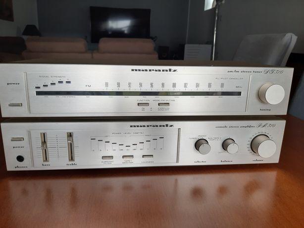 Amplificador e receptor MARANTZ