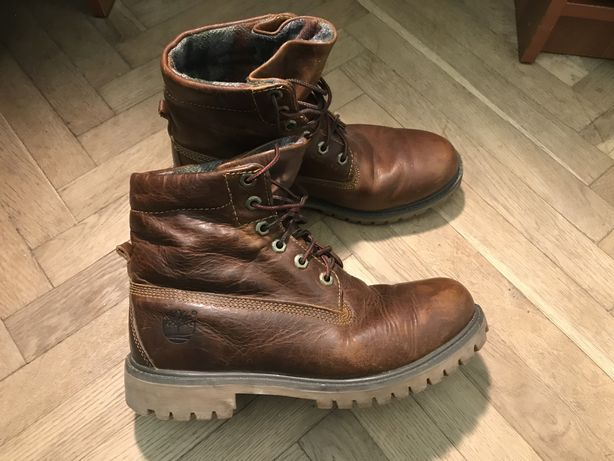 Ботинки Timberland Woolrich