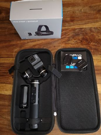 Kamera GoPro Hero 7 Silver zestaw