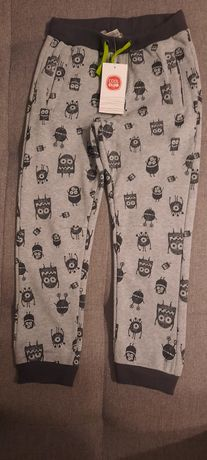 Spodnie dresowe ciepłe