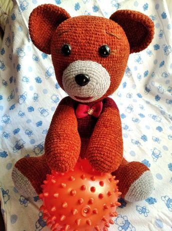 Продам мягкую и очень красивую игрушку сделанную своими руками