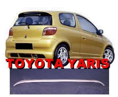 Aleron Toyota yaris